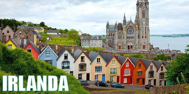destinos favoritos - irlanda