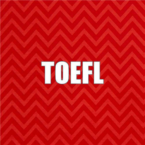 exámenes oficiales de inglés - TOEFL