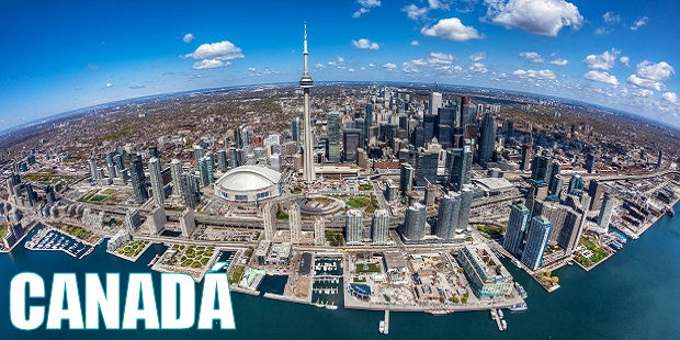 destinos favoritos - canadá