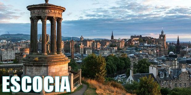 destinos favoritos - escocia