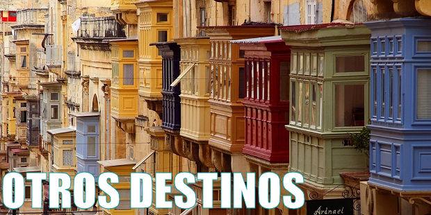 destinos favoritos - otros destinos
