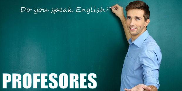 cursos de inglés para profesionales - profesores