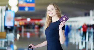 organizar el viaje al extranjero